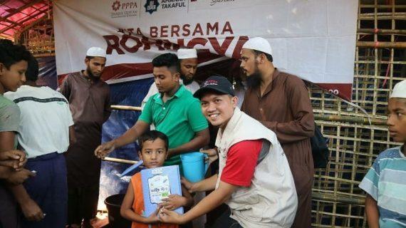 Seribu Sarung untuk Rohingya