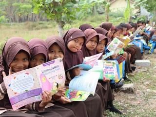 Aksi Mobile Qur'an di Kecamatan Cimanggu