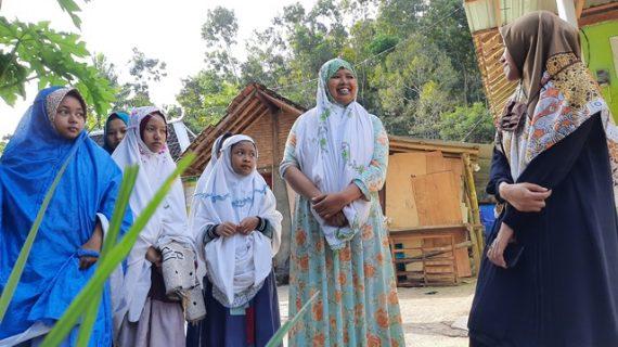 Mengintip Rumah Tahfidz Nurul Qur'an di Gunung Kidul